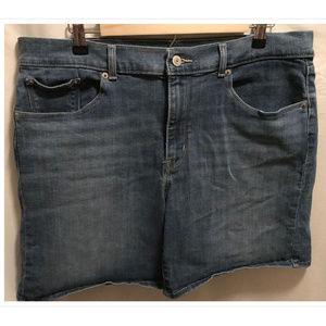 Size 31 Levis Denim Jean Shorts